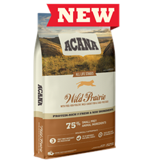 ACANA CAT Wild Prairie 1.8kg NEW