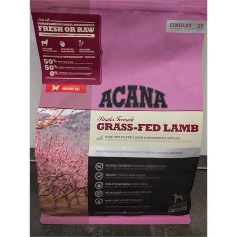 ACANA Dog Grass Fed Lamb 11.4kg