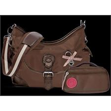 Beutel Hazel & Small Bag Braun