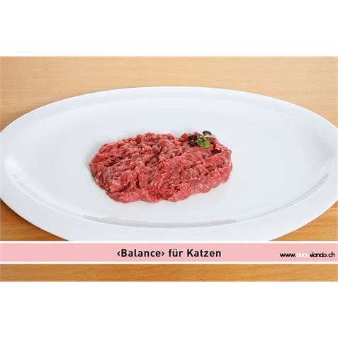 """BV Geflügel KATZEN """"Balance"""" 8x125g"""