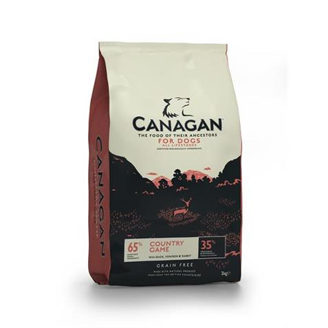 Canagan DOG Country Game 12kg