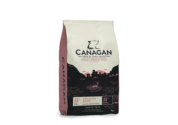 Canagan DOG Country Game SMALL BREED 2kg SV