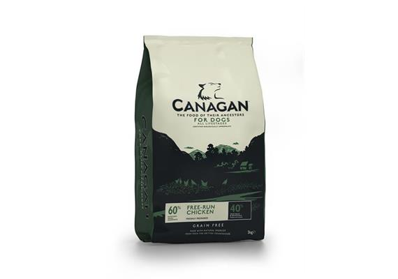 Canagan DOG Free-Run-Chicken 12kg