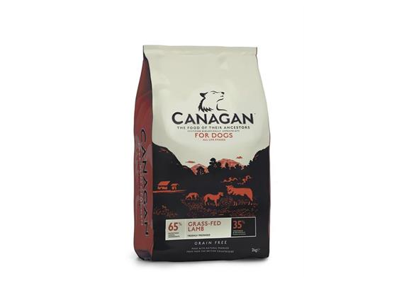 Canagan DOG Grass-Fed Lamb 12kg