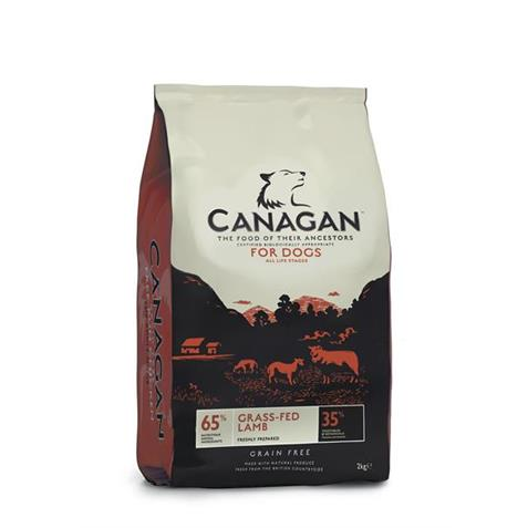 Canagan DOG Grass-Fed Lamb 12kg