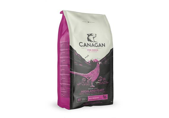Canagan DOG Highland Feast 2kg