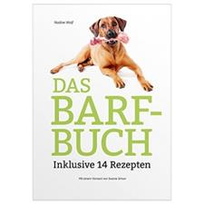 Das BARF Buch von Nadine Wolf