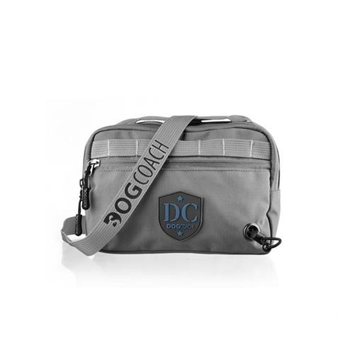 DogCoach Belt Bag Antracit (Gipsy)