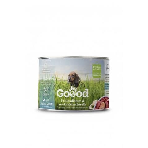 Goood Canine Junior MINI Lamm/Forelle 200g