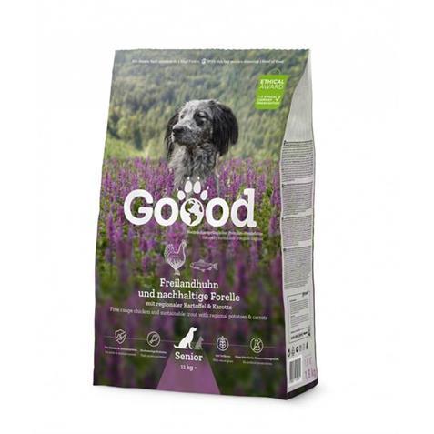 Goood Canine Senior Huhn/Forelle 1.8kg