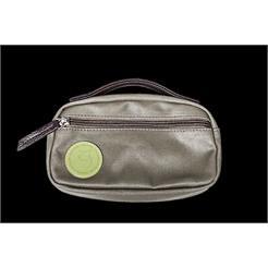Hazel Bag Small Cotton Oliv-Grün SV