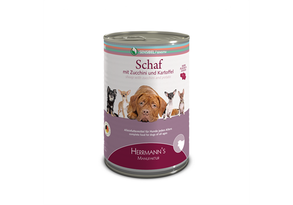 HerrmannsSelection Sensible Schaf m. Zuc. 400g