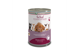 HerrmannsSelection Sensible Schaf m. Zucchini 400g