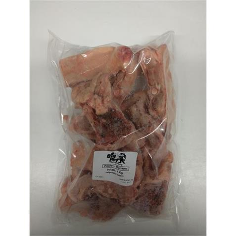 Hühner-Karkassen 1kg