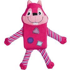 Kong Zillowz Eichhörnchen Pink Large SV