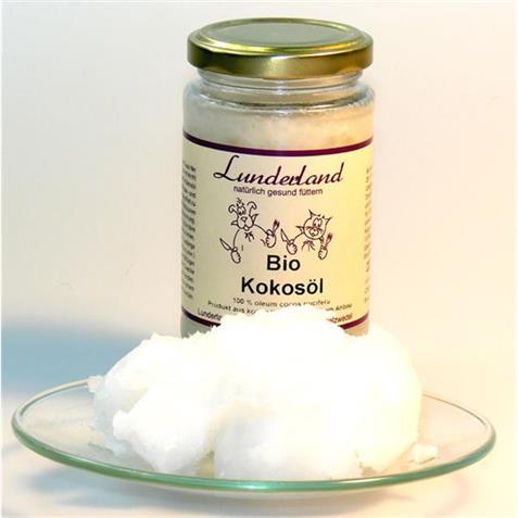 Lunderland Bio Kokosöl 200ml