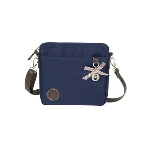 Mini Hazel navy blue