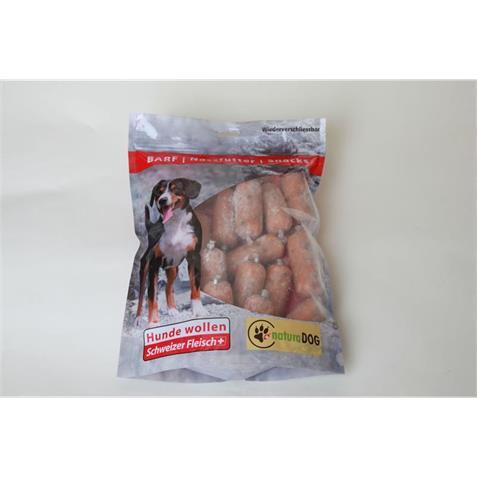 ND Lachswurst Wurst 5x50g
